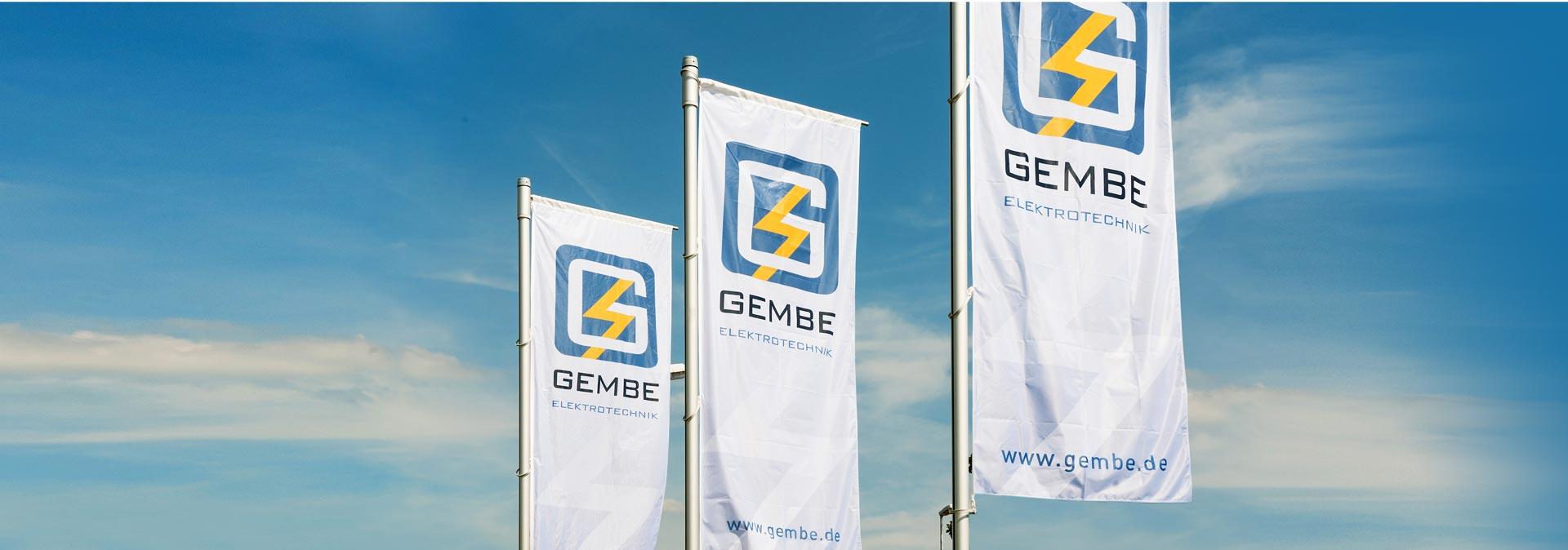 GEMBE Elektrotechnik Fahnen10_06_16